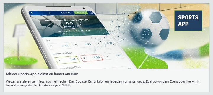 Bet at Home APK Android